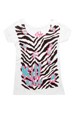 Kill Brand Womens T-Shirts