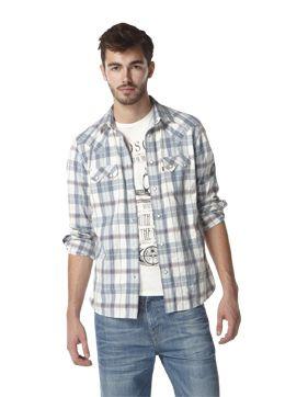 Levis Sawtooth Slim Shirt