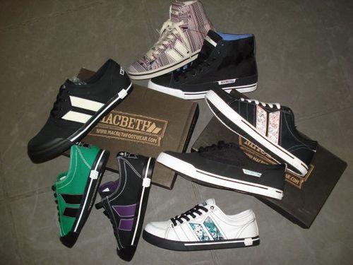 Macbeth Skate Shoes