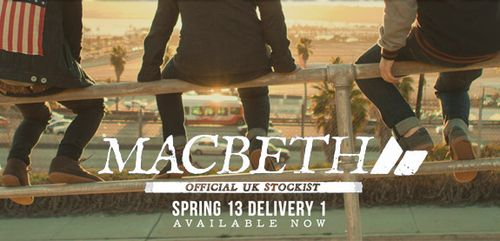 Macbeth Spring 13 Footwear