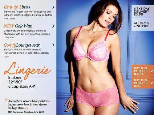 Marisota Lingerie Plus Size Guide