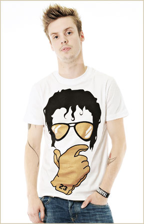 Michael Jackson T-Shirts By Trainerspotter