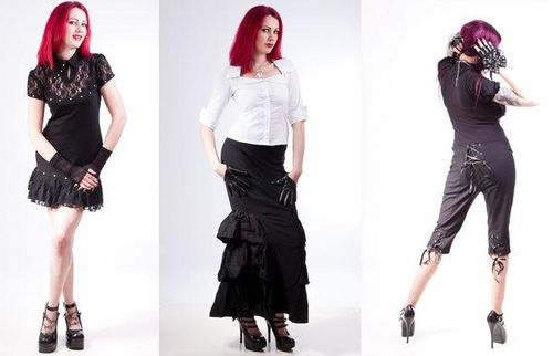 Necessary Evil Spring 13 Collection