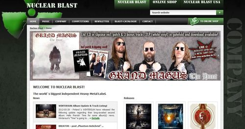 Nuclear Blast Clothing Review