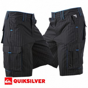 Quiksilver Sonic Youth Walk Shorts