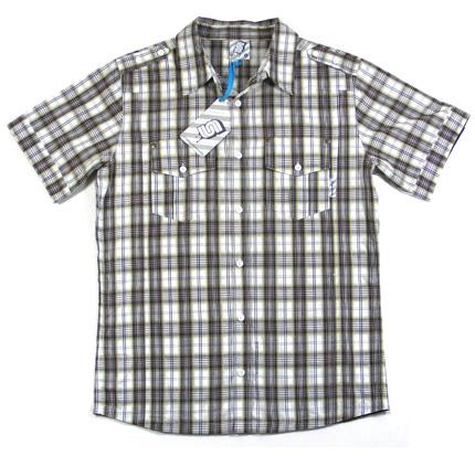 Seventyseven Western Check Shirt