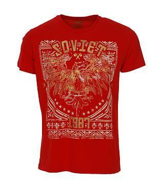 Soviet Black 1987 T-Shirt