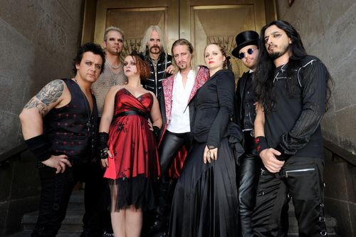 Therion Band Profile