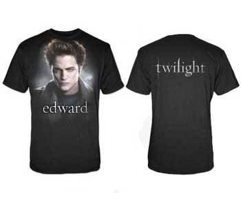 Twilight Edward Face T-Shirt
