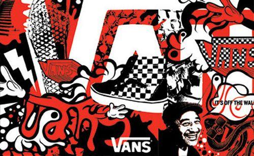 Vans Clothing & Footwear