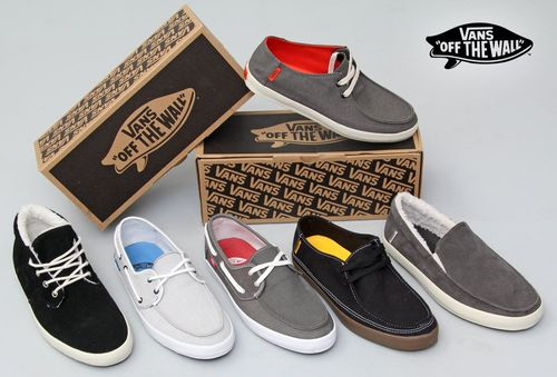 Vans Off The Wall AW11 Collection