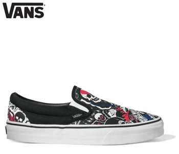 Vans Classic Slip-On VS Archive Trainers