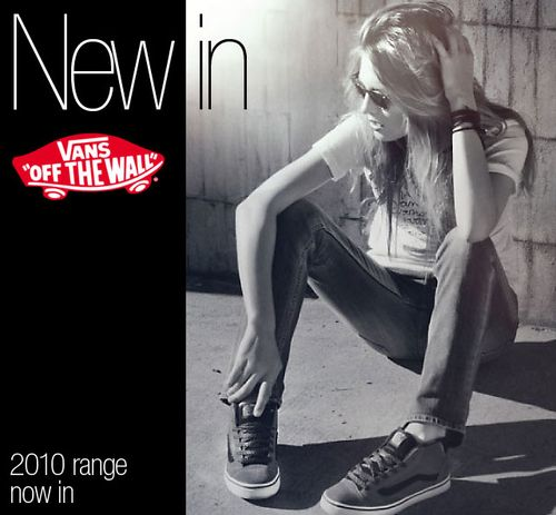 Vans Off The Wall Womens Shoes