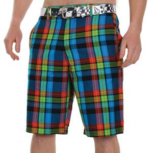 Volcom Graduate Plaid Shorts