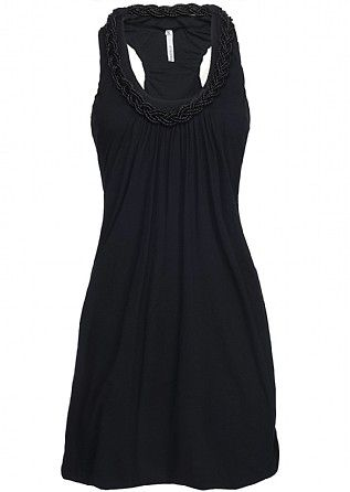 Firetrap Calluna Bubble Dress With Chainmail