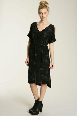 Something Else Stellar Print Dress