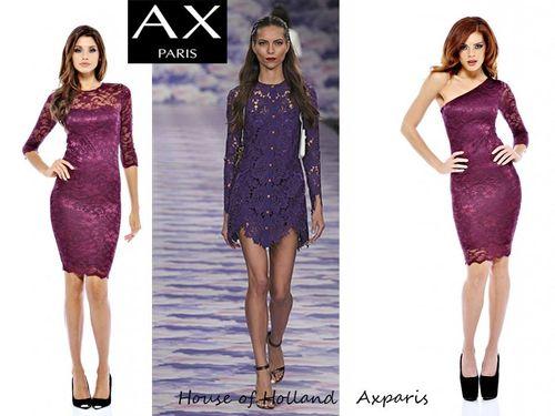 AX Paris Lace Dresses