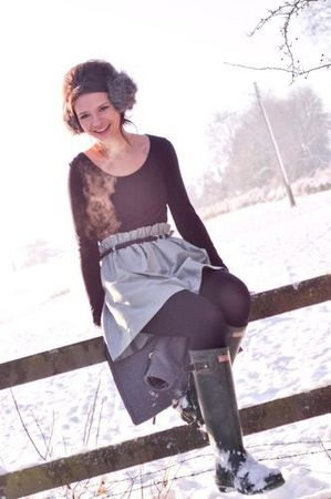 Annie Greenabelle Winter Collection