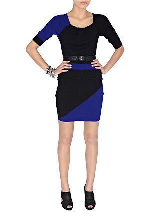 Karen Millen Modern Knit Dress