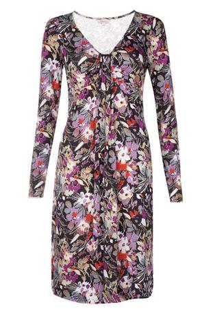 Kew Aimee Floral Printed Dress