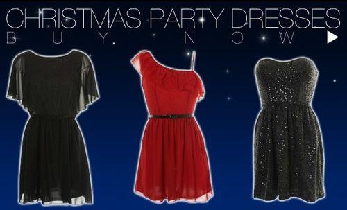 Love Christmas Dresses