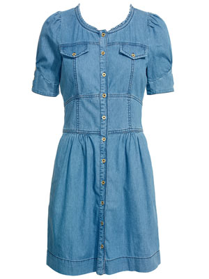 Monsoon Fusion Hazel Denim Dress