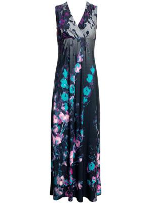 Monsoon Geisha Maxi Dress