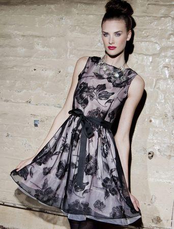 Rise Diana Dress