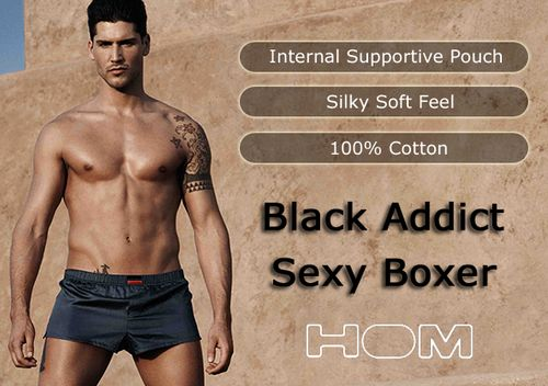 HOM Black Addict Collection
