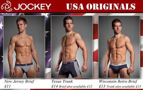 Jockey USA Originals Underwear