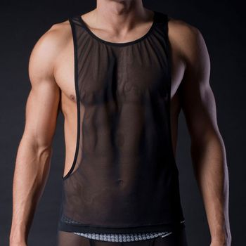 MANstore M305 Tulle Freak Shirt