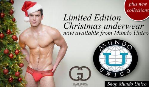 Mundo Unico Christmas Underwear