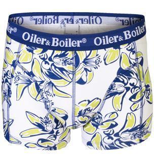 Oiler & Boiler Nantucket Floral Print Boxer Trunk