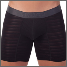 Unico Boxer Suspensor Epoca Long Leg