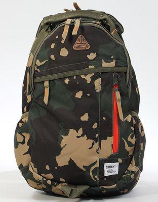 Addict Multi Pocket Backpack