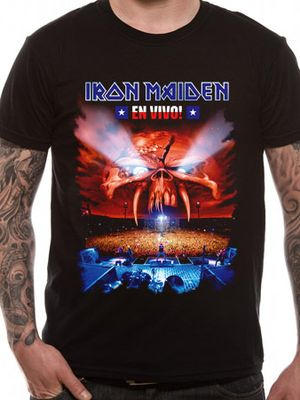 Iron Maiden Mens T-Shirts