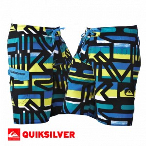 Quiksilver Bleeker Reload Board Shorts
