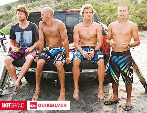 Quiksilver Board Shorts