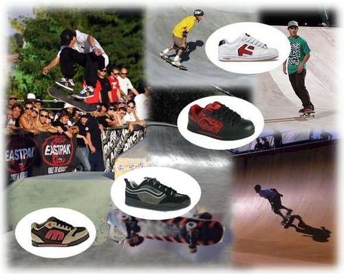 Skate Clothing & Footwear